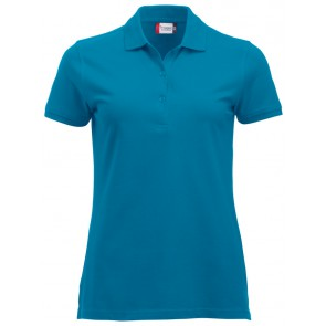 Clique New Classic Marion S/S Turquoise