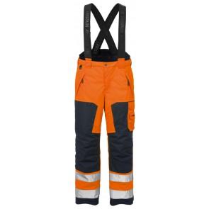 Fristads High vis Airtech® winterbroek klasse 2 2035 GTT Hi-Vis oranje/marineblauw
