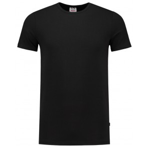 Tricorp 101013 T-Shirt Elastaan Slim Fit Zwart