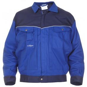 Hydrowear Parijs Werkjas Kobalt/Marineblauw