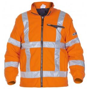 Hydrowear Franeker Fleecejack Oranje