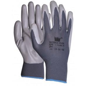 Foam-Flex nitril handschoen