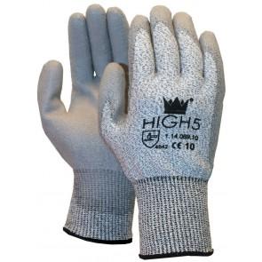HIGH5 handschoen met PU-coating