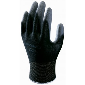 Showa B0500 Palm Fit Black handschoen