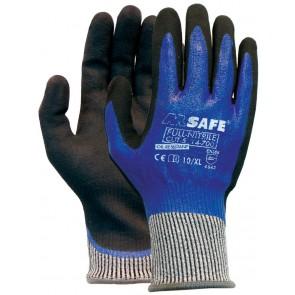 M-Safe handschoen Full-Nitrile Cut 5 14-700