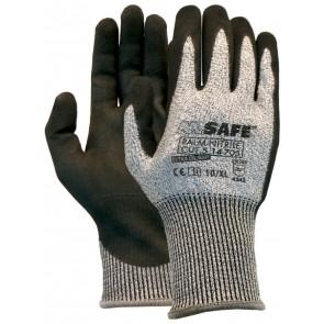 M-Safe handschoen Palm-Nitrile Cut 5 14-705