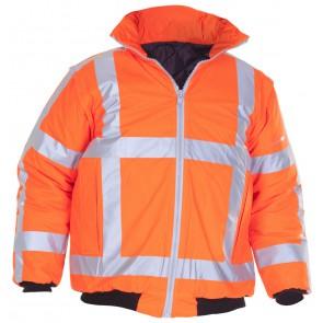 Hydrowear Oldham Pilotjack Fluor Oranje