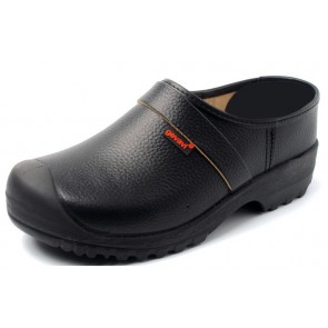 Gevavi Next 1230/00 gesloten schoenklomp PU SB zwart