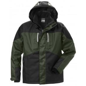 Fristads Airtech® winterjack 4058 GTC Legergroen/zwart