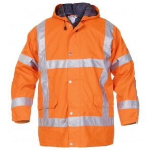 Hydrowear Uitdam Parka Fluor Oranje