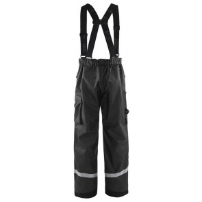 Blåkläder 1305-2003 Regenbroek Zwart