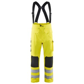 Blåkläder 1306-2005 Regenbroek High Vis Level 3 Geel