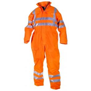 Hydrowear Uelsen Overall Fluor Oranje