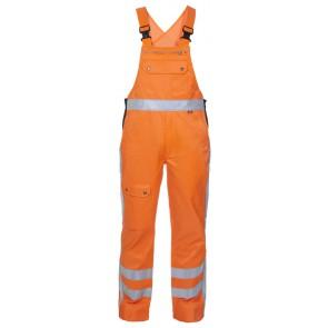 Hydrowear Assen Amerikaanse overall Oranje