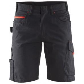 Blåkläder 1499-1330 Service Short Zwart/Rood
