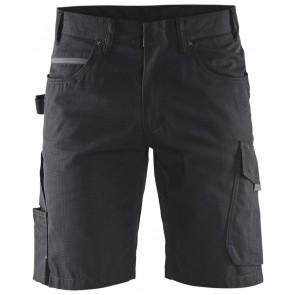 Blåkläder 1499-1330 Service Shorts Zwart/Grijs