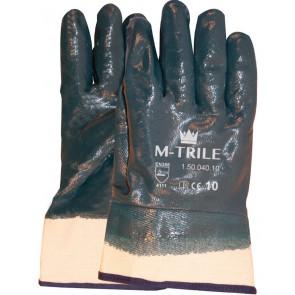 NBR M-Trile 50-040 handschoen doos á 12 stuks