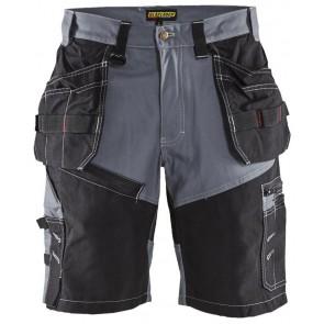 Blåkläder 1502-1370 Short Grijs/Zwart