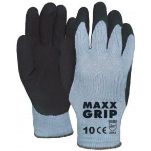 Maxx-Grip 50-230 handschoen zwart/grijs