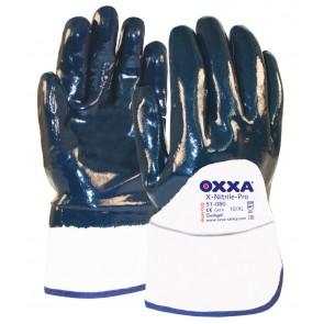 Oxxa X-Nitrile-Pro 51-080 met kap en open rugzijde