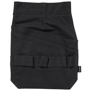 Blåkläder 1516-1516 Losse spijkerzakken Zwart