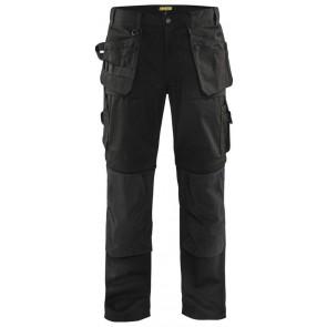 Blåkläder 1538-1860 Werkbroek Zip Off Zwart