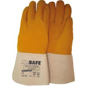 M-Safe Weld-Deer 53-847 lashandschoen maat 10 doos á 12 stuks