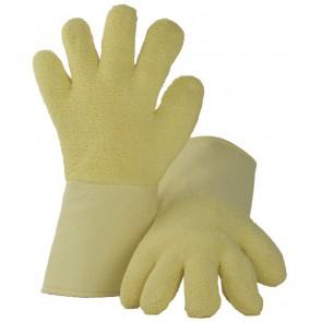 Kevlar lussenstof handschoen (Heatbeater-12) lengte 400 mm maat 10