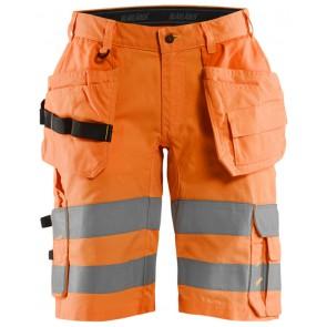 Blåkläder 1586-1811 Short Stretch High Vis Oranje
