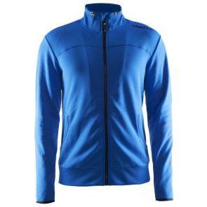 Craft Leisure Jacket Men Blauw