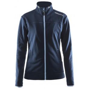 Craft Leisure Jacket Women Marineblauw
