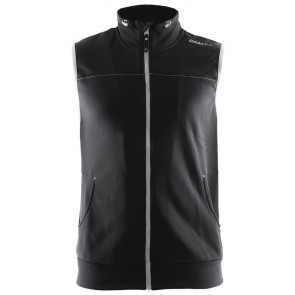 Craft Leisure Vest Heren Zwart