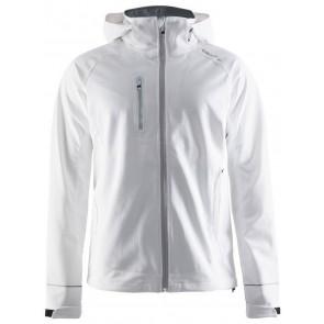 Craft Cortina Softshell Jacket men Wit