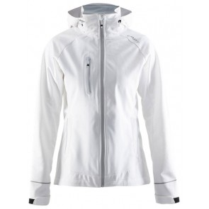 Craft Cortina Softshell Jacket women Wit