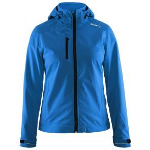 Craft Light Softshell Jacket Dames Blauw