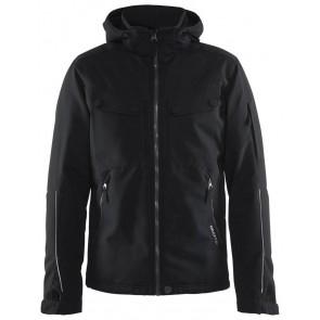 Craft Utility Jacket Heren Zwart
