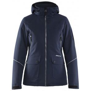 Craft Utility Jacket Dames Donkerblauw