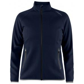 Craft Emotion Full Zip Jacket Dames Donkerblauw