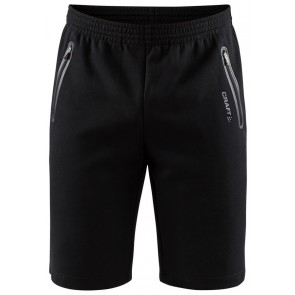 Craft Emotion Sweatshorts Heren Zwart