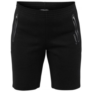 Craft Emotion Sweatshorts Dames Zwart