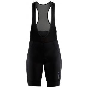 Craft Rise Bib Shorts Dames Zwart