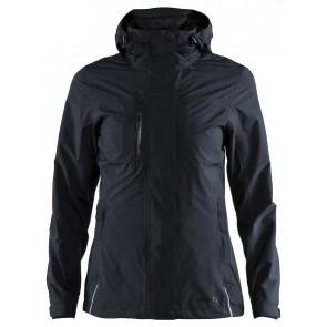 Craft Urban Rain Jacket Dames Black