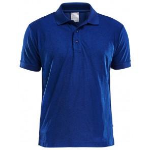 Craft Polo Shirt Pique Classic Heren Donkerblauw