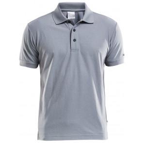 Craft Polo Shirt Pique Classic Heren Grijs