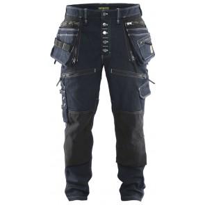 Blåkläder 1999-1141 Werkbroek Stretch Marineblauw/Zwart