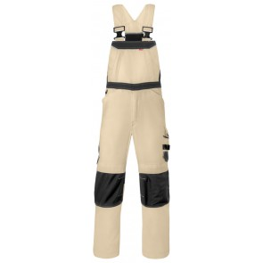 Havep 20195 Amerikaanse overall Zand/Charcoal Grijs