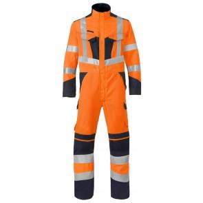 Havep 20251 Overall Fluo Oranje/Marine