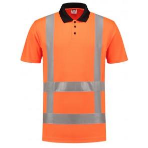 Tricorp 203006 Poloshirt RWS Birdseye Fluor Oranje