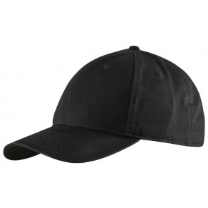 Blåkläder 2049-1350 Baseball Cap zonder logo Zwart maat onesize