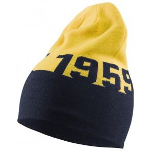 Blåkläder 2056 Beanie Donkerblauw/Geel